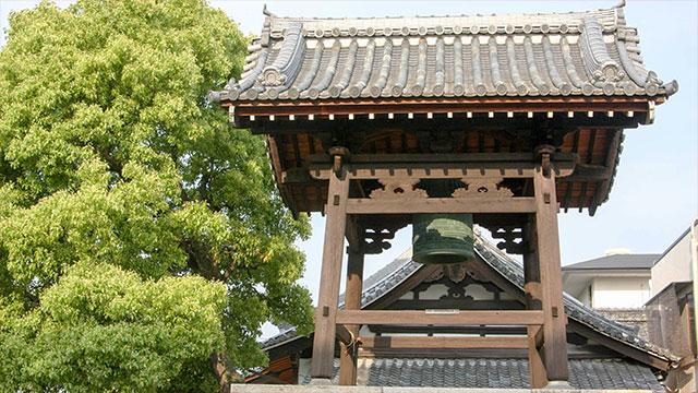 鐘楼(壬生寺)