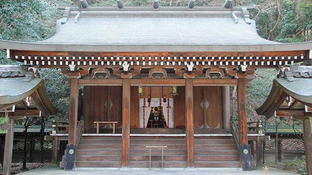 本殿(大石神社)