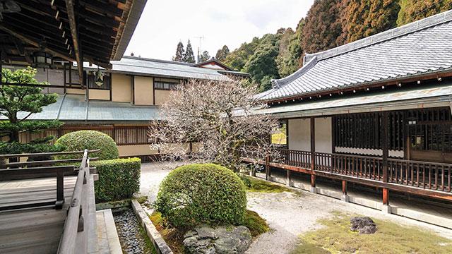 本堂(西芳寺)