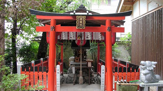 潜龍社(白峯神宮)