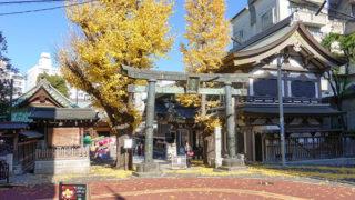 東京 湯島天満宮(湯島天神)境内の梅が美しい関東三大天神の一社