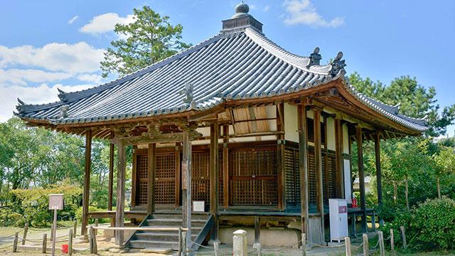 聖天堂(法起寺)