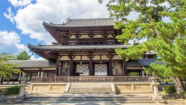 中門(法隆寺)