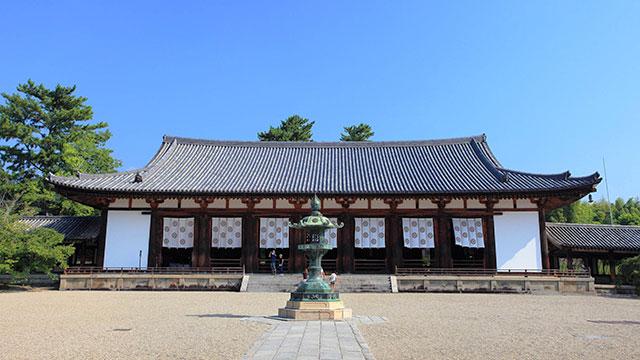 大講堂(法隆寺)