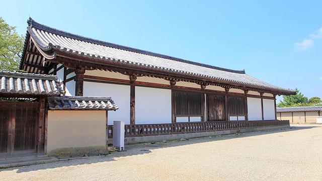 伝法堂(法隆寺)