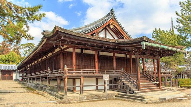 三経院(法隆寺)