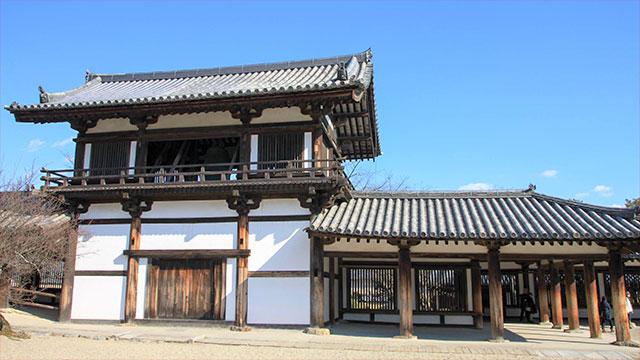 鐘楼(法隆寺)