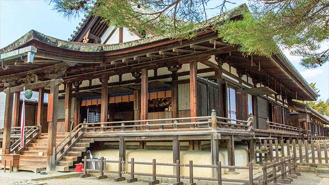 精霊院(法隆寺)