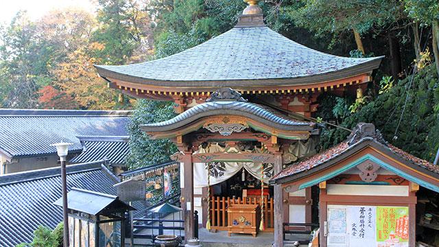 文殊堂(宝山寺)