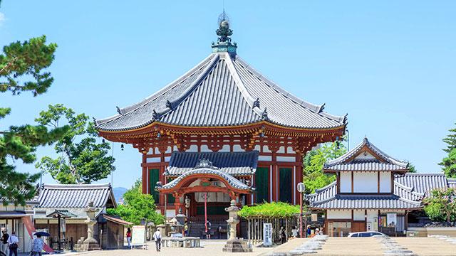 南円堂(興福寺)