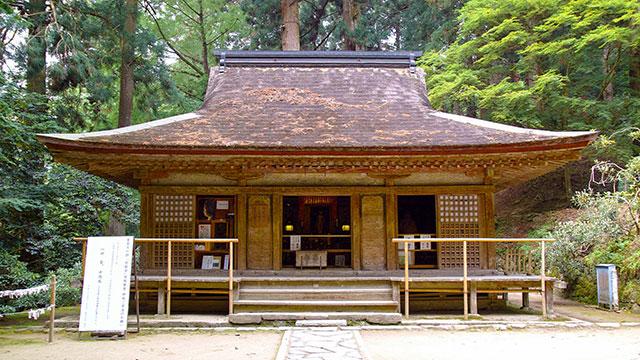 弥勒堂(室生寺)
