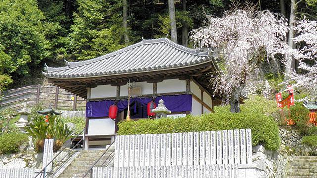 愛染堂(奈良 長谷寺)