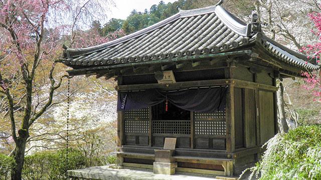 大黒堂(奈良 長谷寺)