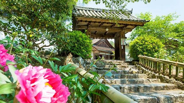 月輪院(奈良 長谷寺)