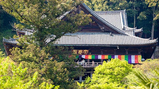 本堂(奈良 長谷寺)