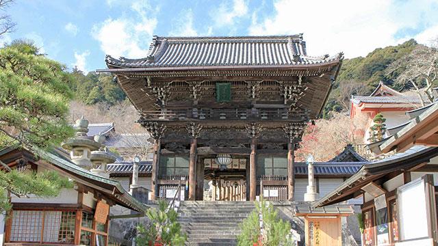 仁王門(奈良 長谷寺)