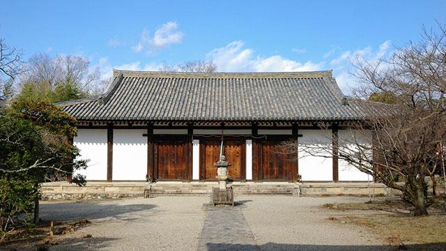 本堂(新薬師寺)