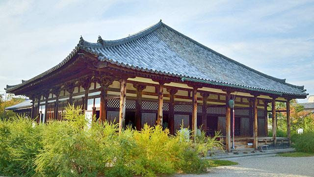 極楽堂(元興寺)