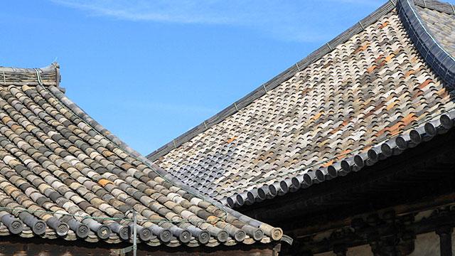 行基瓦(元興寺)