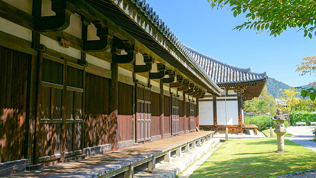 禅室(元興寺)