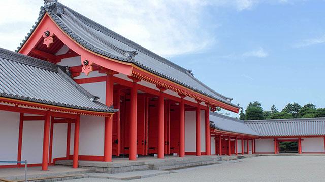 承明門(京都御所)