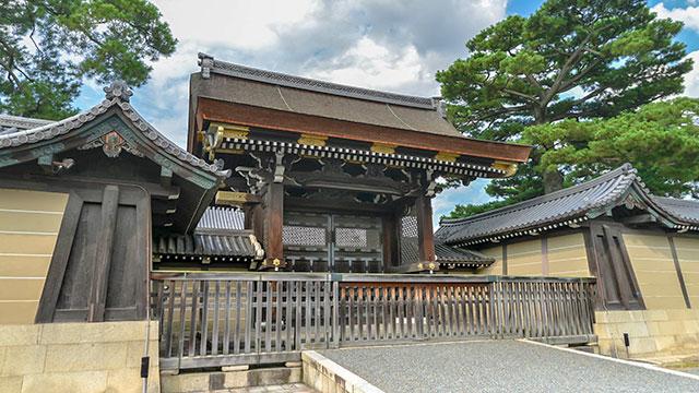 建礼門(京都御所)
