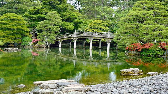御池庭(京都御所)