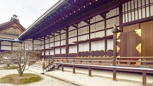 御三間(京都御所)