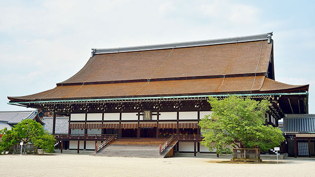 紫宸殿(京都御所)