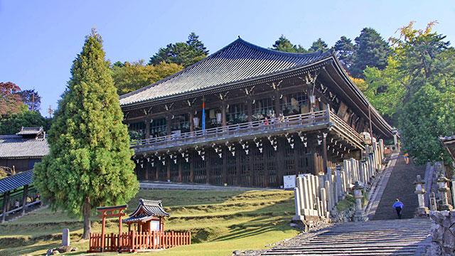二月堂(東大寺)