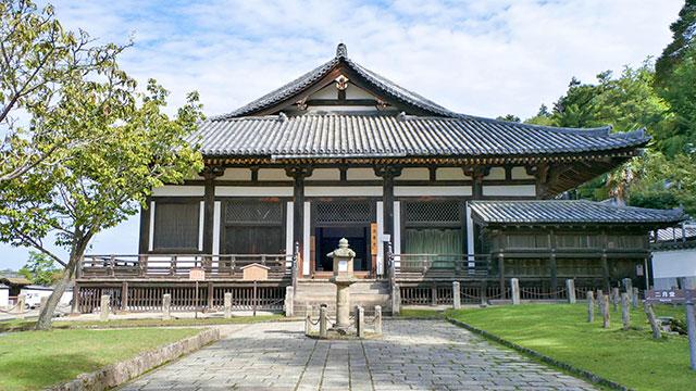 三月堂(東大寺)