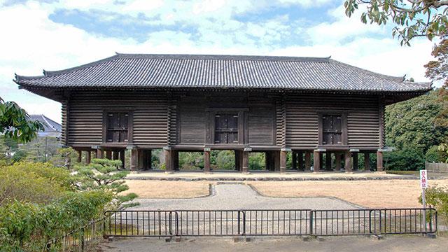 正倉院(東大寺)