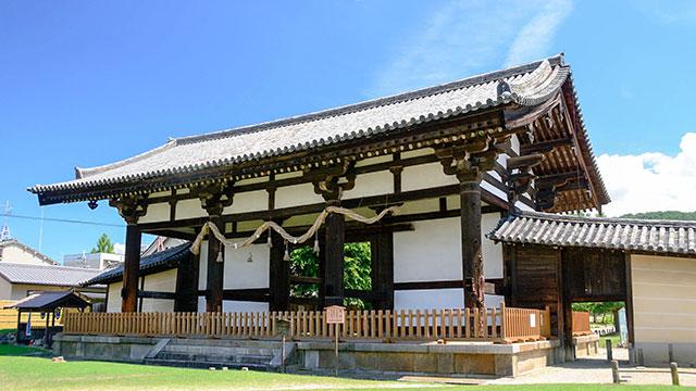 転害門(東大寺)