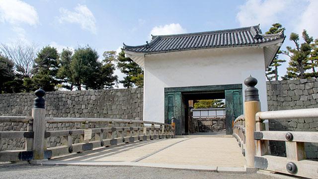 本丸櫓門(二条城)