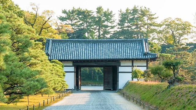 桃山門(二条城)
