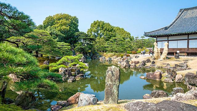 二の丸庭園(二条城)