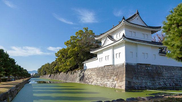 東南隅櫓(二条城)